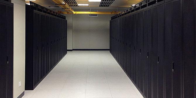 贵州翔明IDC数据中心